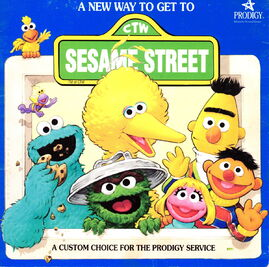 A New Way to Get to Sesame Street