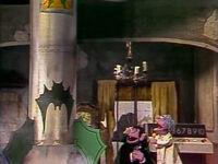 Count von Count Sketches: Castle