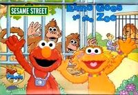 Elmo Goes to the Zoo