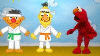 My Elmo: Exercise