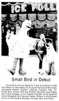 Small Bird Ice Follies - Nashua Telegraph Feb 4 1977