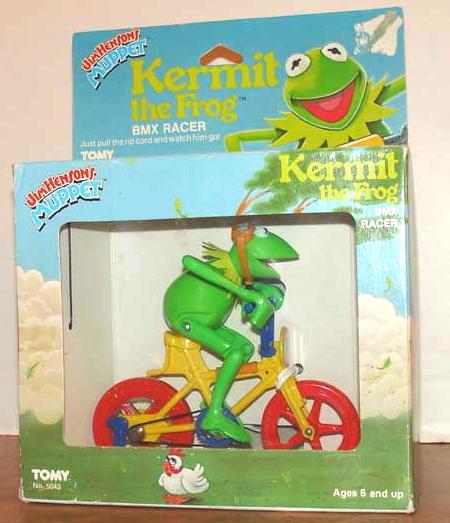 Muppet BMX Racers