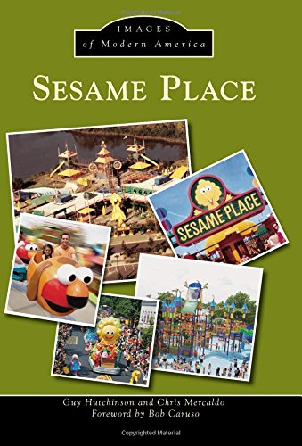 Sesame Place (book)