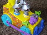 Hoobmobile toy