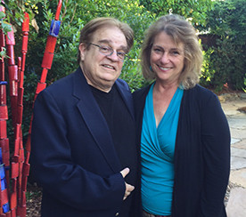 Michael and Patricia Silversher
