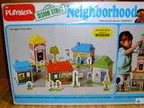 Sesame Street Neighborhood