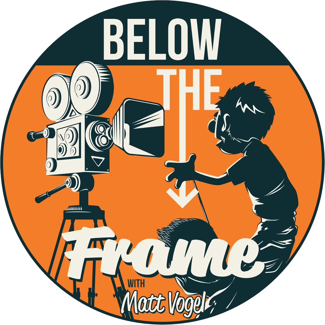 Below the Frame