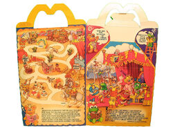 Muppet Babies Happy Meal box 1988 01b