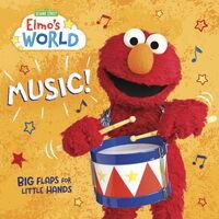 Elmo world music book