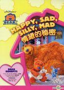 Happy Sad Silly Mad