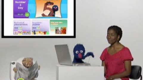 Sesame Street Grover and Makeda Introduce Sesamestreet