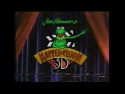 Jim Henson's Muppet-Vision 3D Commercial