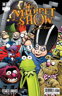 The Muppet Show Comic Book: Muppet Mash