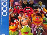 Muppet puzzles (Springbok)