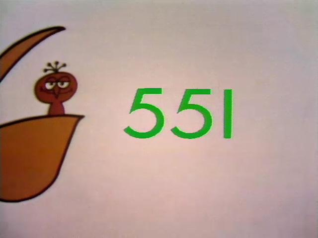 Episode 0551