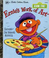 Ernie's Work of Art