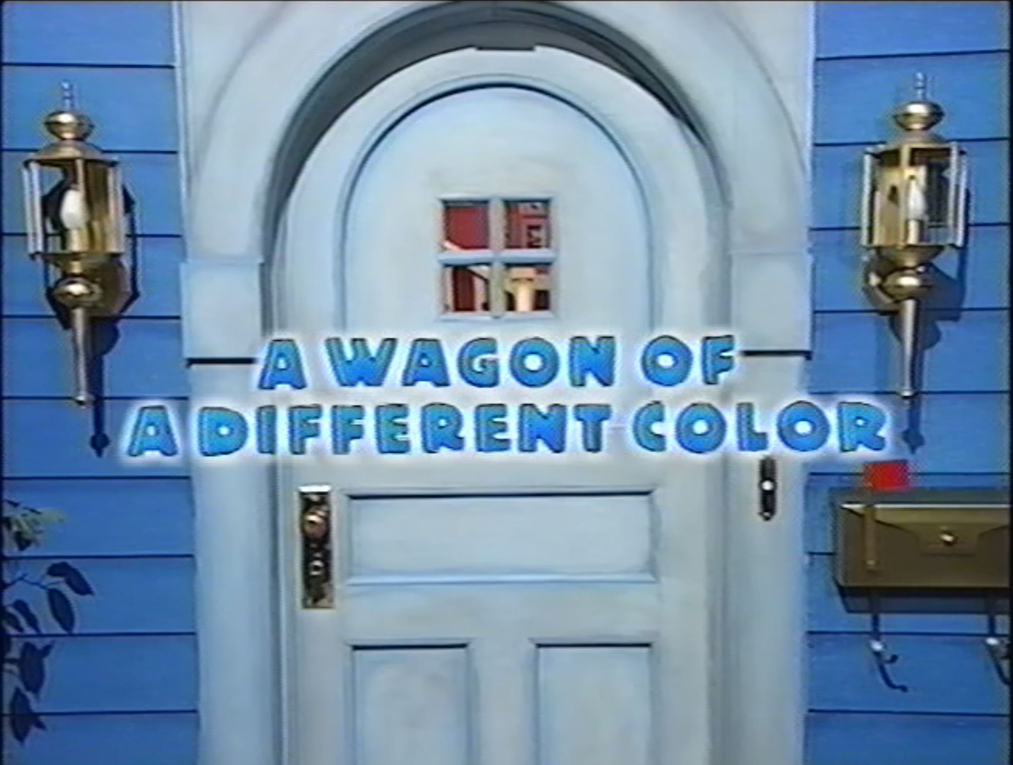 Episode 111: A Wagon of a Different Color