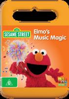 ElmosMusicMagicAustralianDVD