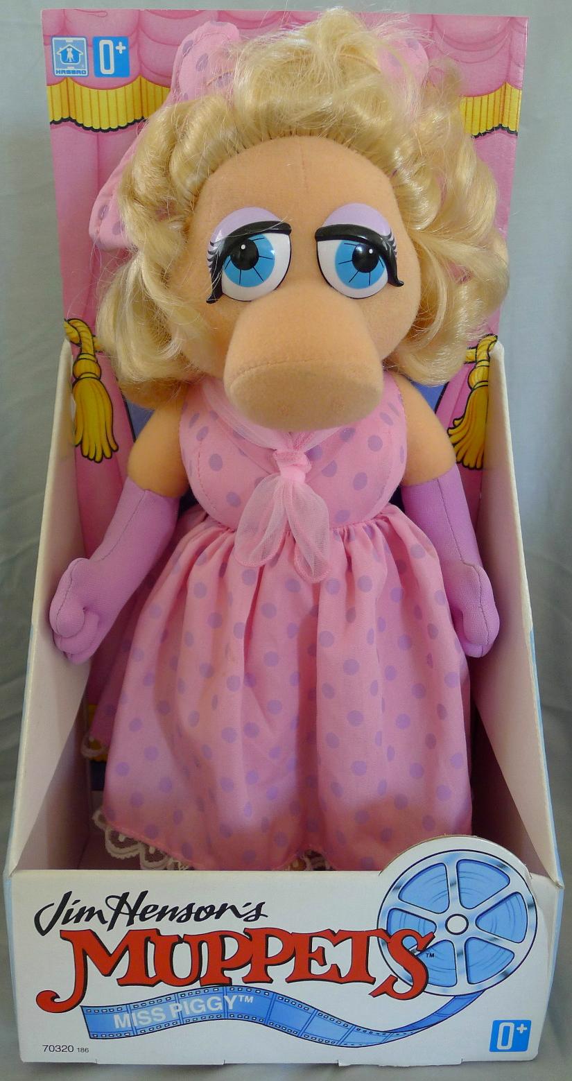 Muppet plush (Child Dimension)