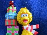 Sesame Street Christmas ornaments (American Greetings)