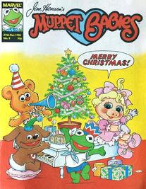 Mbabies UK issue 9 -- Dec 27, 1986