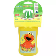 Sesame Street Elmo Mealmates soft spout spill proof cup The First Years