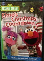 Elmochristmascountdown HVN DVD