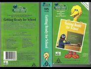 School Aus VHS