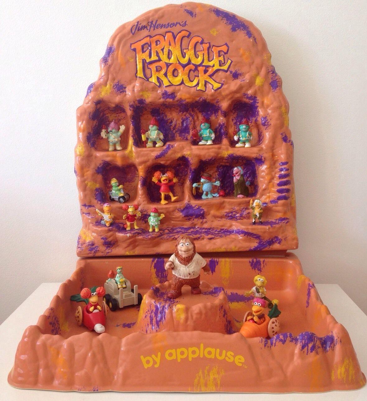 Fraggle Rock PVC figures (Applause)