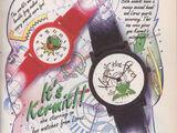 Muppet watches and clocks (Lorus)