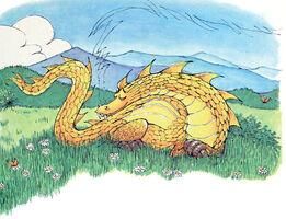 Dragon Silly Annabelle