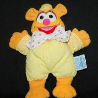 Baby Fozzie rattle