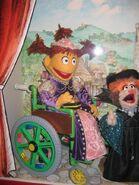 Katie CBC Museum Puppet Display