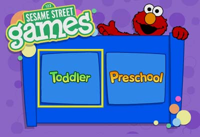Sesame Street Games Channel