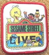 Sesame street live patch