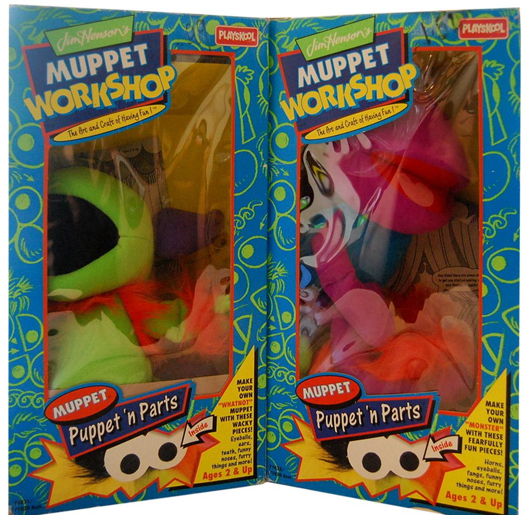 Muppet Workshop Puppet 'n Parts