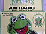 Muppet radios (Nasta)