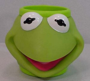 Muppet mugs (Applause)
