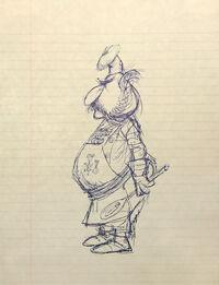 Chef sketch Frith 1974 MOMI