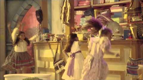 Iftah Ya Simsim Commercial (2011)