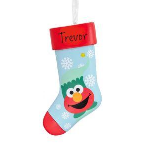 Sesame-Street-Elmo-Stocking-Personalized-Hallmark-Ornament-2020