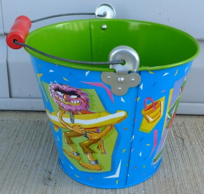 Muppet tin pail