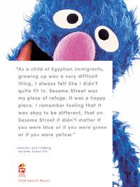 2004 Sesame Workshop Annual Report