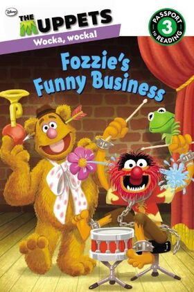 Fozzie's Funny Business.jpg