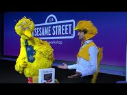 Big Bird Debuts New Augmented Reality App to Help Kids Read-2