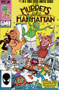 The Muppets Take Manhattan (comic book)