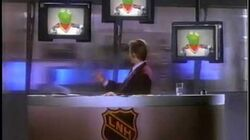 McDonald's (Canada) - NHL Muppet Mania Commercial (French, 1995)
