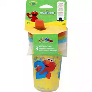 Sesame Street Elmo Take & Toss spill proof cup The First Years