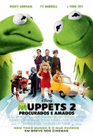 Muppets 2 BR Poster