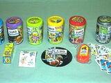 The Adventures of Elmo in Grouchland toys (Sbarro)